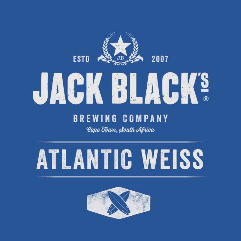Jack Black Atlantic Weiss Keg