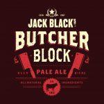 Butcher Block Pale Ale Keg