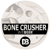 Darling Bone Crusher Wit Beer Keg