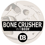 Darling Bone Crusher Wit Beer Keg