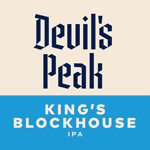 Devil's Peak Kings Block House IPA Keg