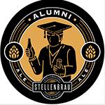Stellenbrau Alumni Ale Keg
