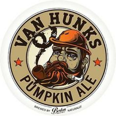 Boston Pumpkin Ale Keg
