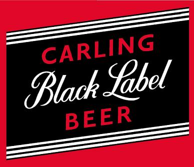 Carling Black Label Keg