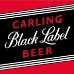 Carling Black Label 50L Keg