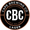 Cape Brewing Co. Lager