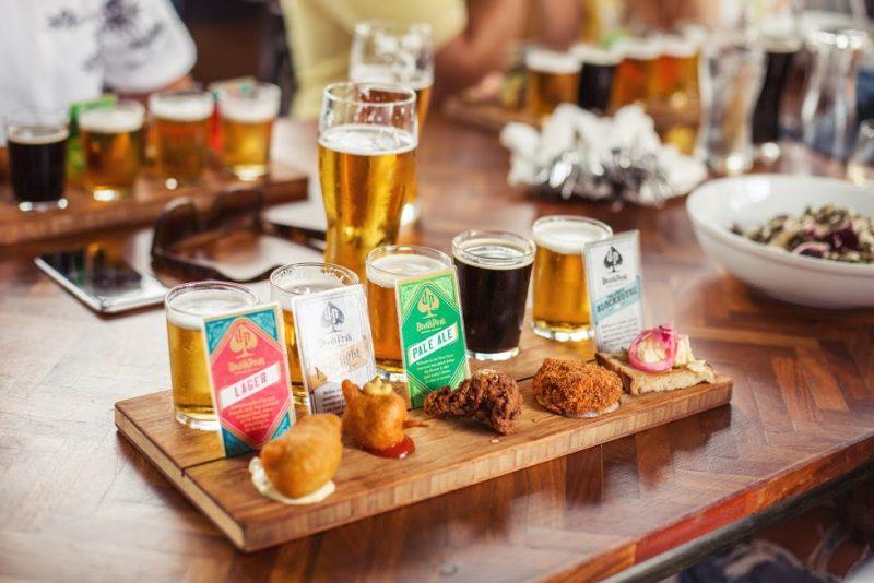 Craft Beer Snack