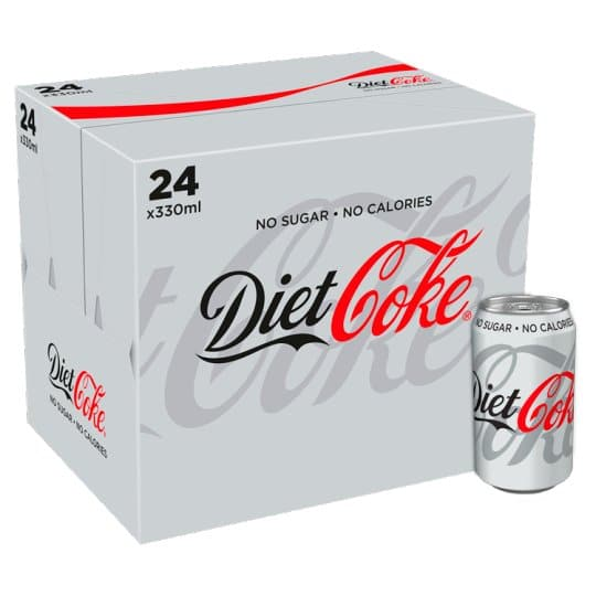 Coke Lite Case of 6