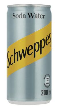 Schweppes Soda Water