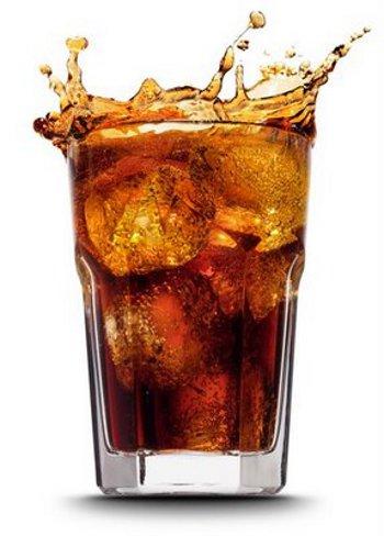 Brandy & Coke LIGHT on Tap